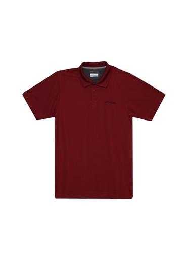 Columbia Columbia AO0126 Utilizer Polo T-Shirt Kırmızı